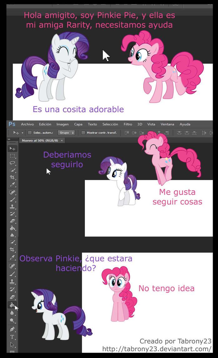Ponys en Photoshop - pagina 4 by Tabrony23