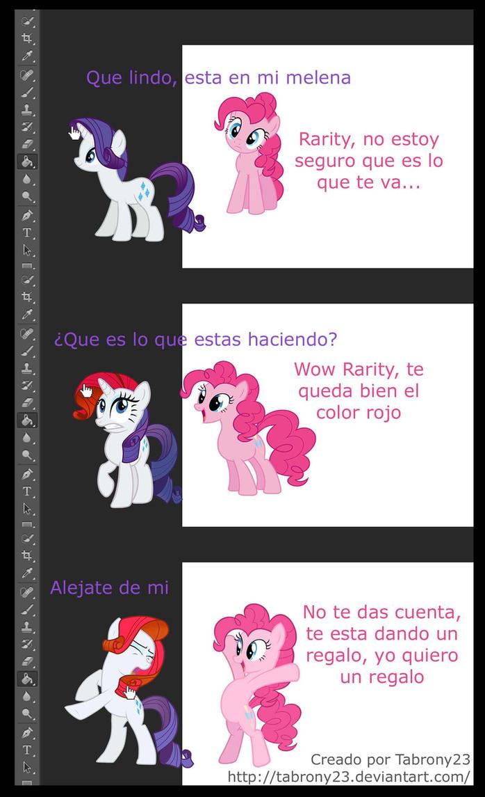 Ponys en Photoshop - pagina 5 by Tabrony23