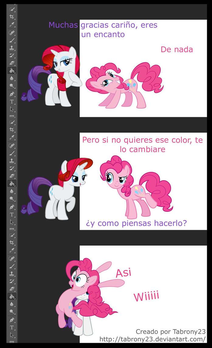 Ponys en Photoshop - pagina 7 by Tabrony23