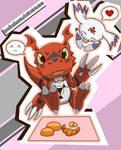 Digimon Tamers: Picnic Time