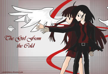 Fanfic Art: The Girl From the Cold by junolastimosa