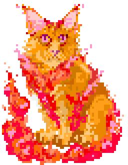 Blink  Cat concept for the GF by Slange5