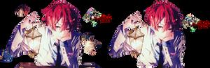 Akashi Seijuurou  -  Render #34