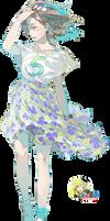Pretty Little Missy - Render #52