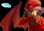 Scarlet Devil - Render #75