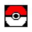 Pixel Pokemon Bullet by StarrySkyTrench