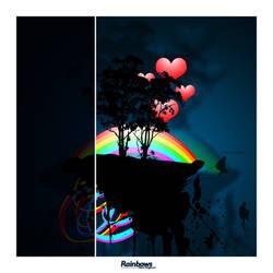 Rainbows by MStegeman