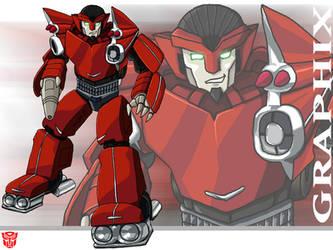 Autobot: Graphix