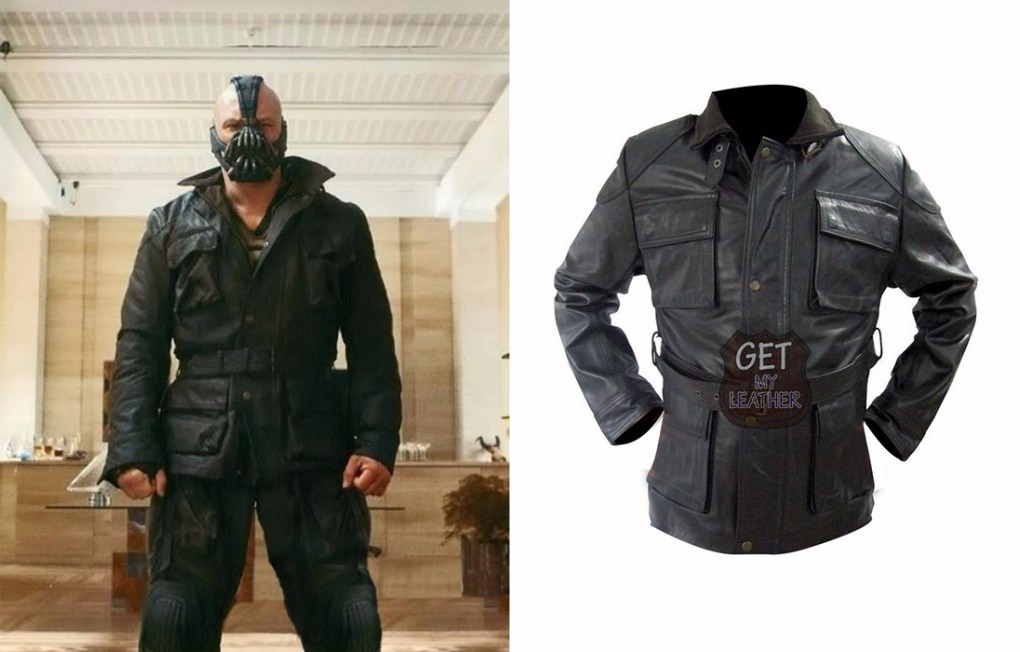 The Dark Knight Rises Tom Hardy Bane Jacket By Ashlyn33 On