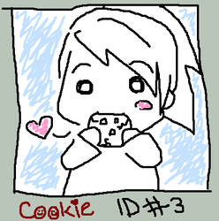 ID No. 3 - Cookie Version by Casmailee