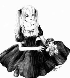 Original: Marionette by Casmailee