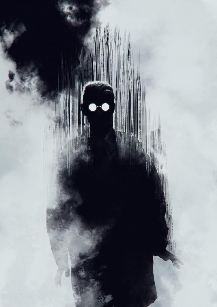 Smokey (digital painting) by ostrysharp
