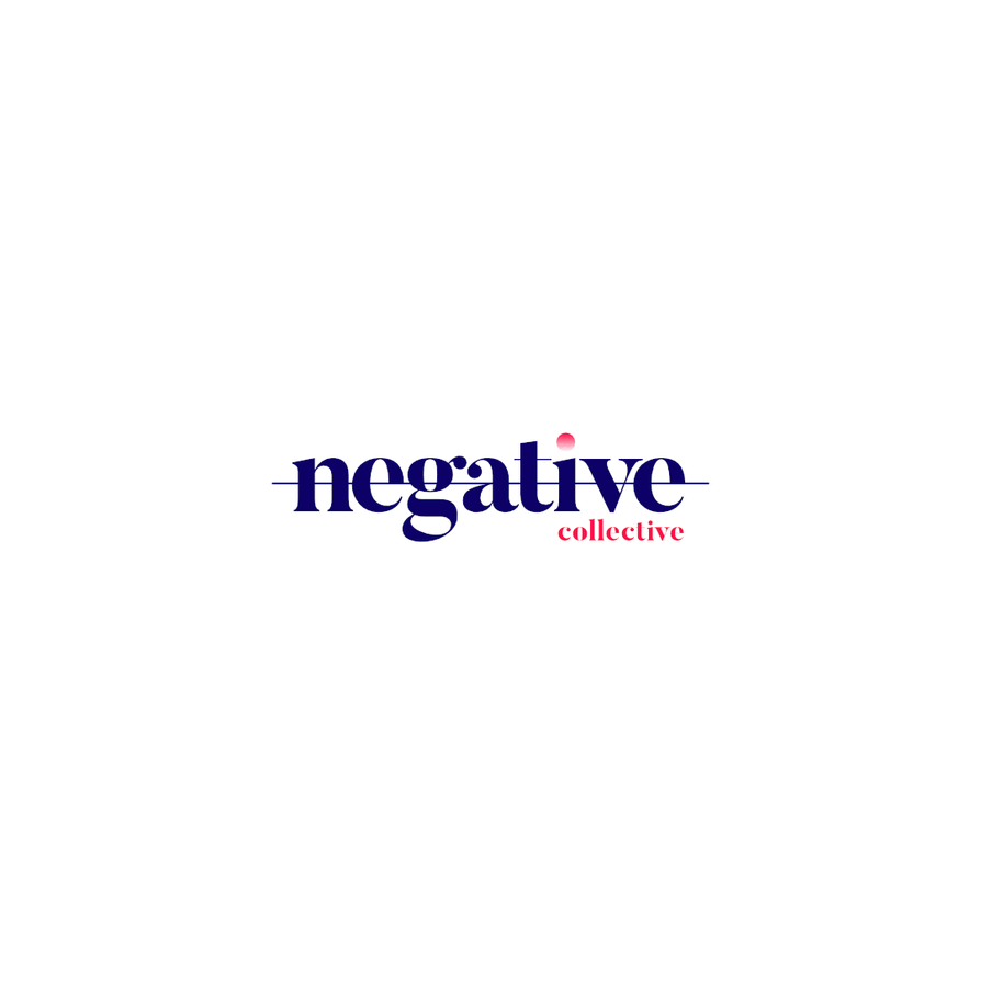 Negative logo by ostrysharp