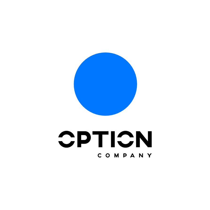 Option logo 01 by ostrysharp