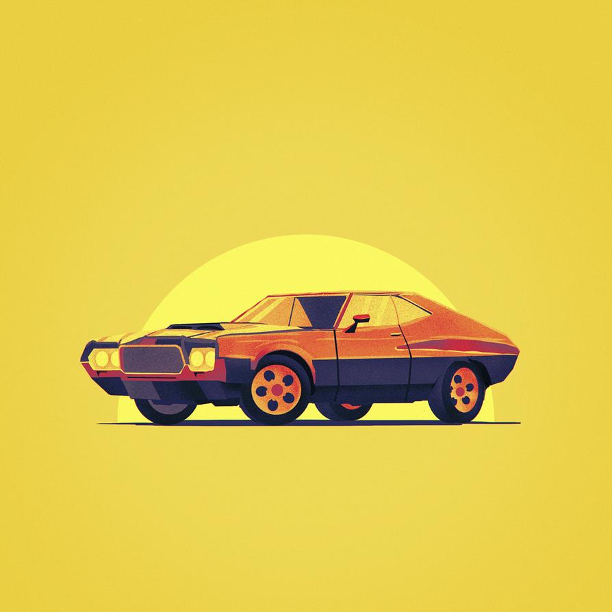 Gran Torino by ostrysharp