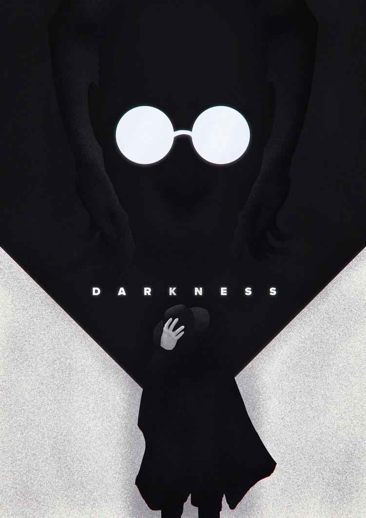 Darkness by ostrysharp