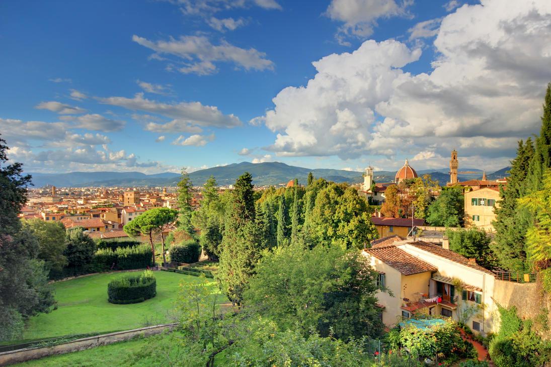 Florence Italy Boboli Gardens by miketurner79 on DeviantArt: miketurner79.deviantart.com/art/Florence-Italy-Boboli-Gardens...