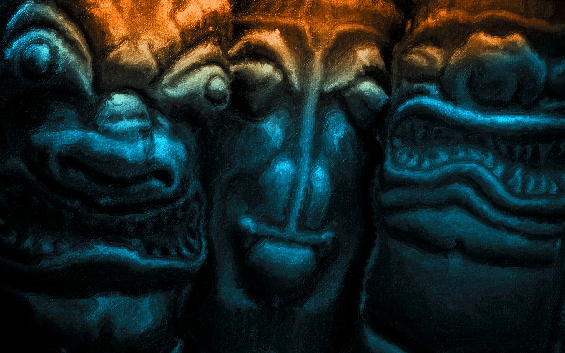 3i Tiki Oscuro By 3rdillusion