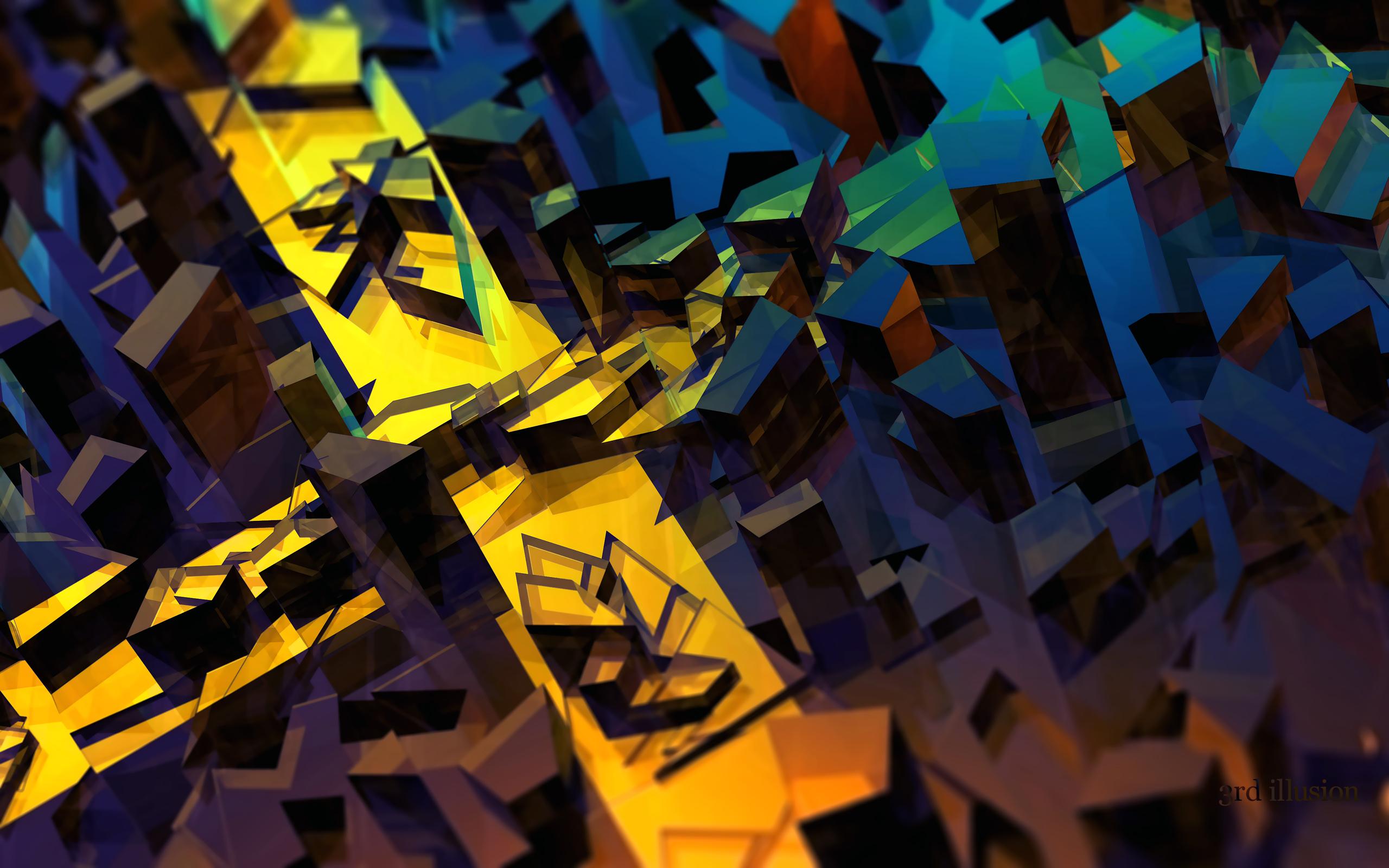 3i : qor spectra by 3rdillusion