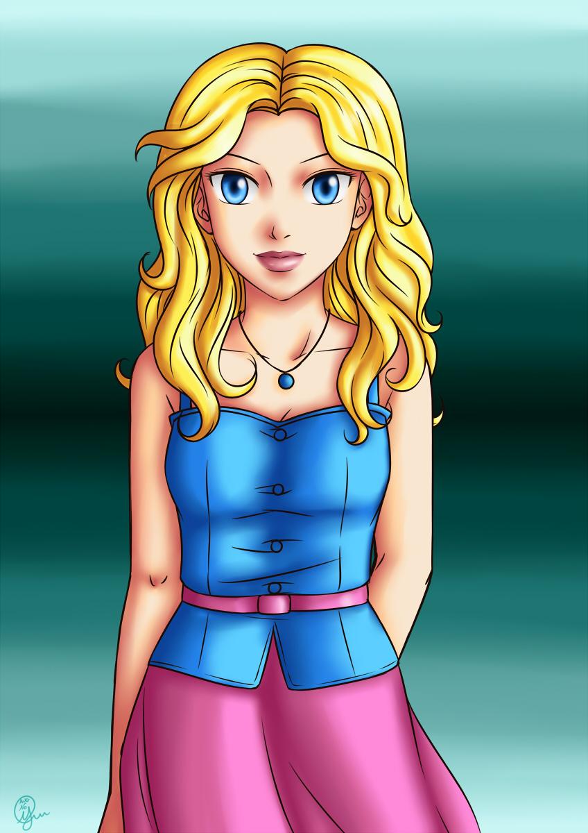 Haley [Stardew Valley] by Yrya-chan on DeviantArt