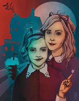 Sabrina and Betty