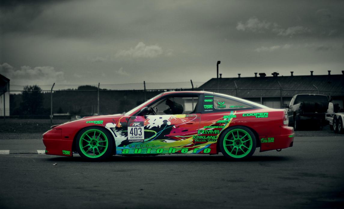NK Racing Nissan 240sx FormulaD Drift Car by projektPM on ...