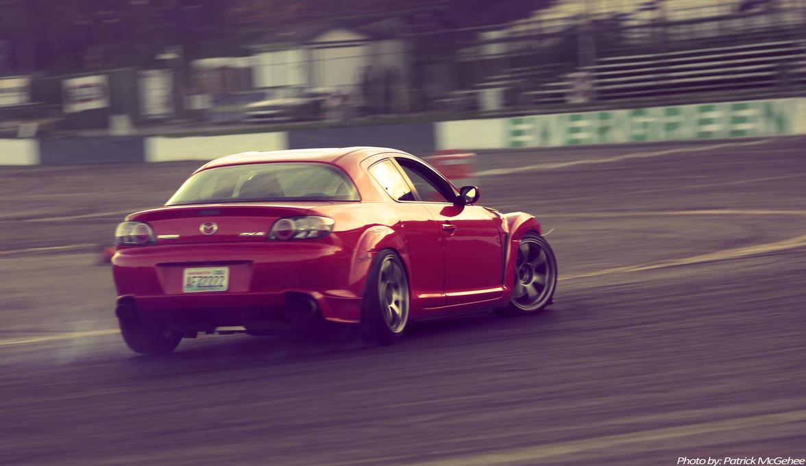 Mazda RX8 Drift by projektPM on DeviantArt