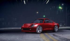 GTA IV: Comet Photoshoot
