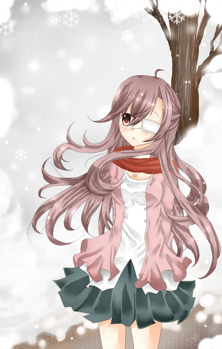 Ui - Winter by AgnesAr