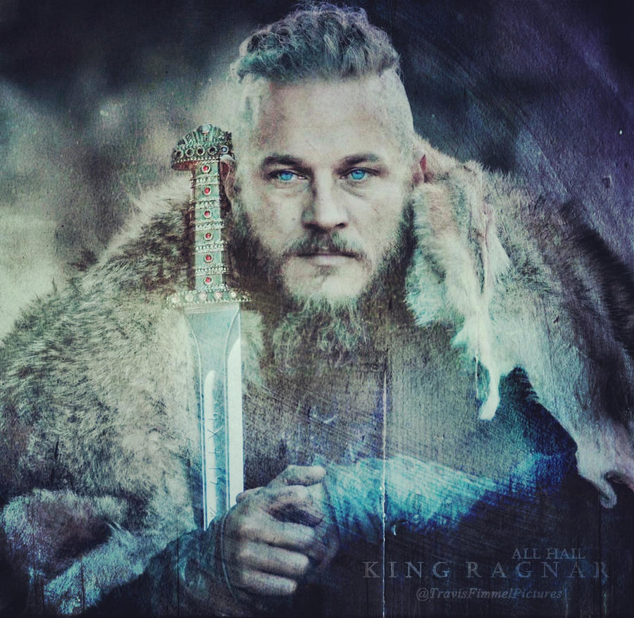 All hail king ragnar by travisfimmelpictures on deviantart all hail king ragnar by travisfimmelpictures voltagebd
