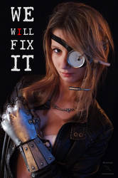 'Fix it' - (2015) by Stormbrain888