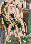 Folkloric Nymphettes No. 1 by Lijj