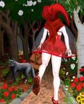 Folkloric Nymphettes No. 2 by Lijj