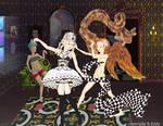 Folkloric Nymphettes No. 3 by Lijj