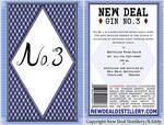 Gin Label by Lijj