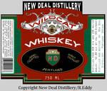 Whiskey Label by Lijj