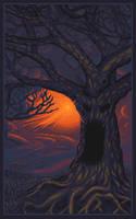 A tree hugger's tree by Lijj