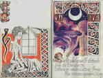 Illuminated Manuscript: Erde PG 10-11 by Lijj