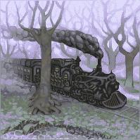 Ph.. Phantom Train by Lijj