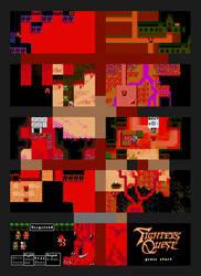 Fighter's Quest by Lijj