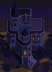 Ashra Manor by Lijj