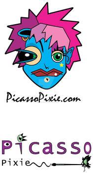 Logo PicassoPixie