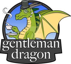 Gentleman Dragon Logo