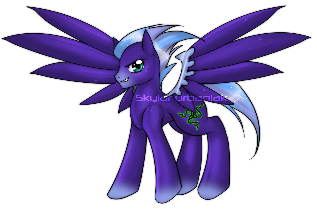 Storm Roller done by Lyric by Vynlamor-Nights