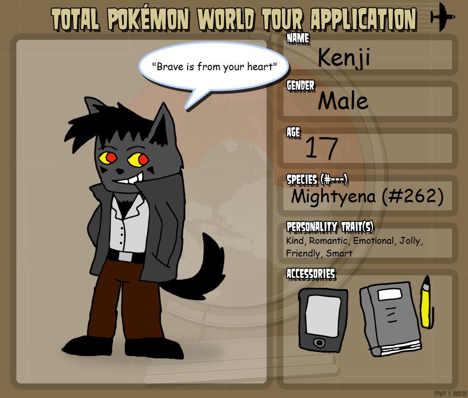 TPWT App (Kenji) by DarkFox98