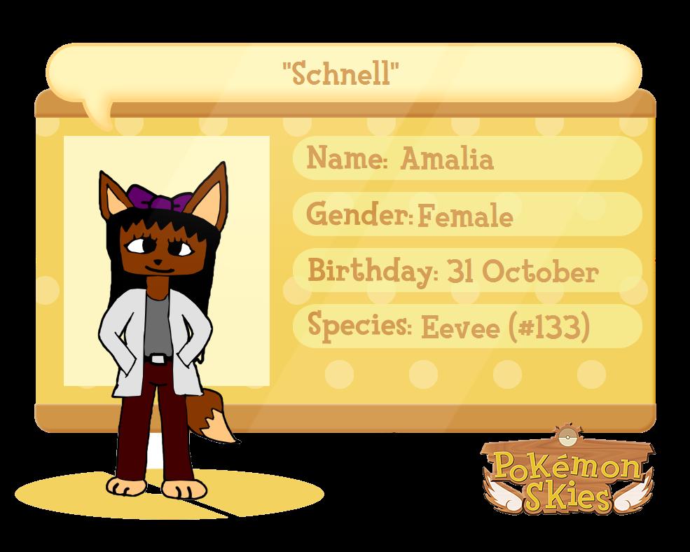 PKMNSkies (Amalia) by DarkFox98