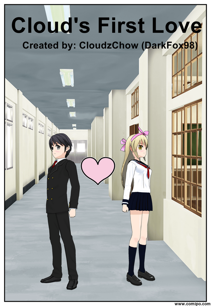 Cloud's First Love (First Comipo Comic) by DarkFox98