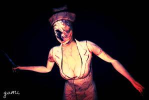 The nurse. by gumitwerk