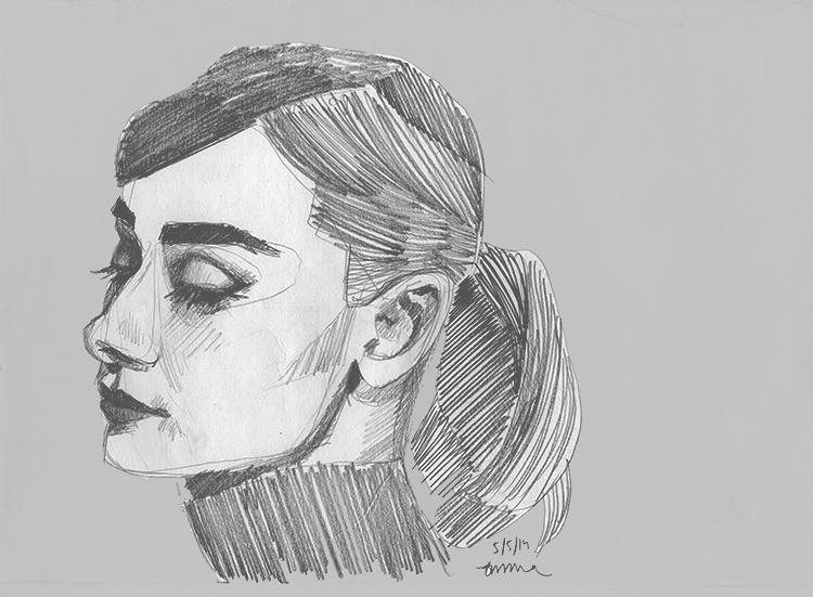 Audrey by emu-strutsi