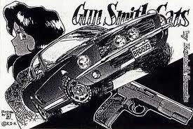 gun smith cats by kael530